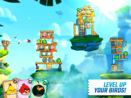Angry Birds 2 Screen