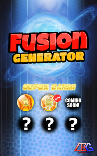 Fusion Generator for Dragon Ball 4 0 18 Download APK for