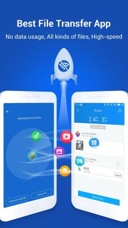 SHAREit 4 6 52_ww Download APK for Android - Aptoide