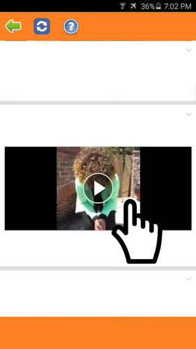 Video Downloader für Facebook screenshot 1
