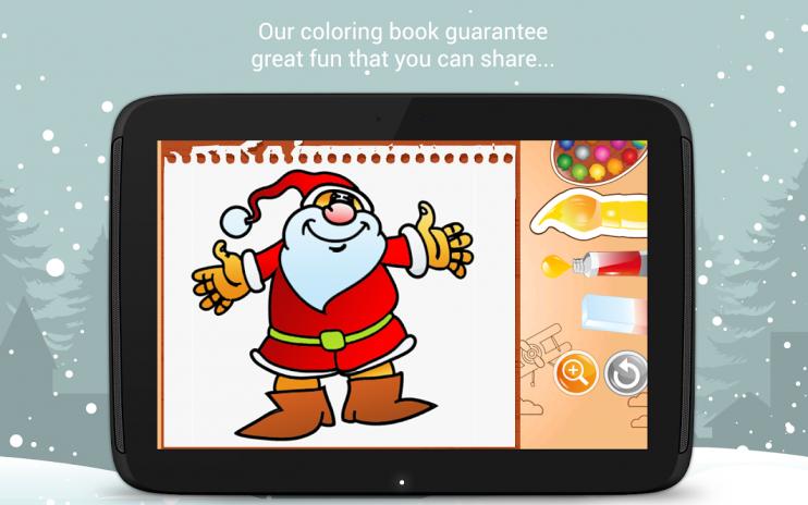 Natal Buku Mewarnai 1 4 0g Unduh Apk Untuk Android Aptoide