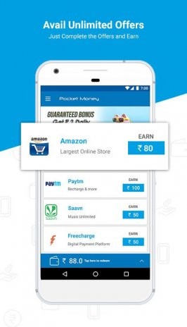 Free Mobile Recharge & Paytm Cash 2 5 0 Download APK for Android