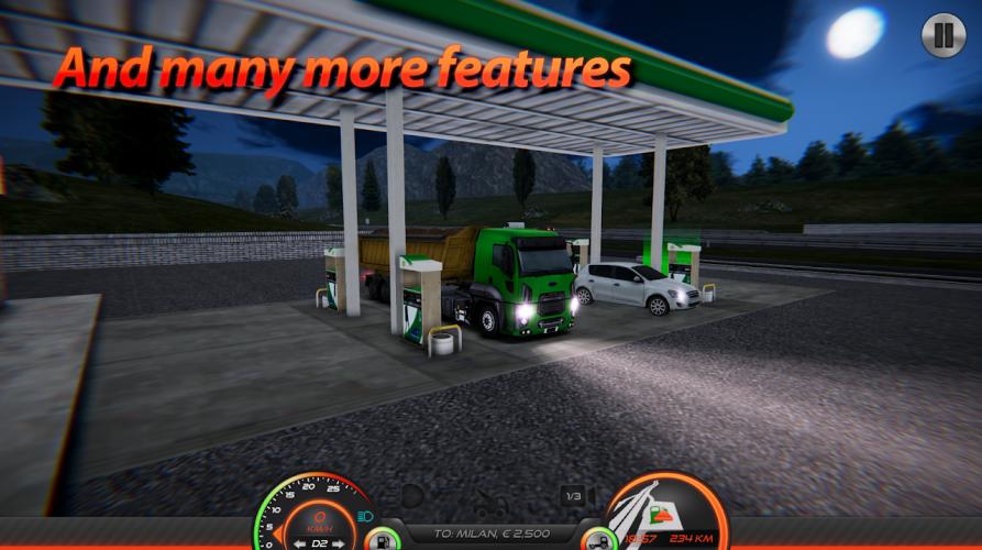 Truck Simulator : Europe 2 screenshot 7