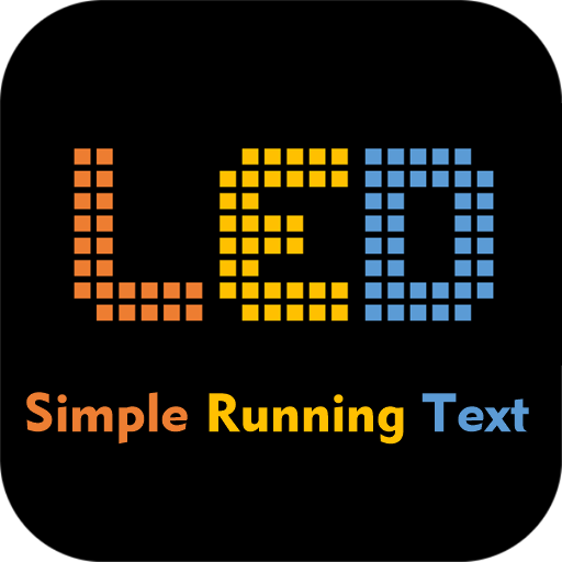 LED : Simple Running Text