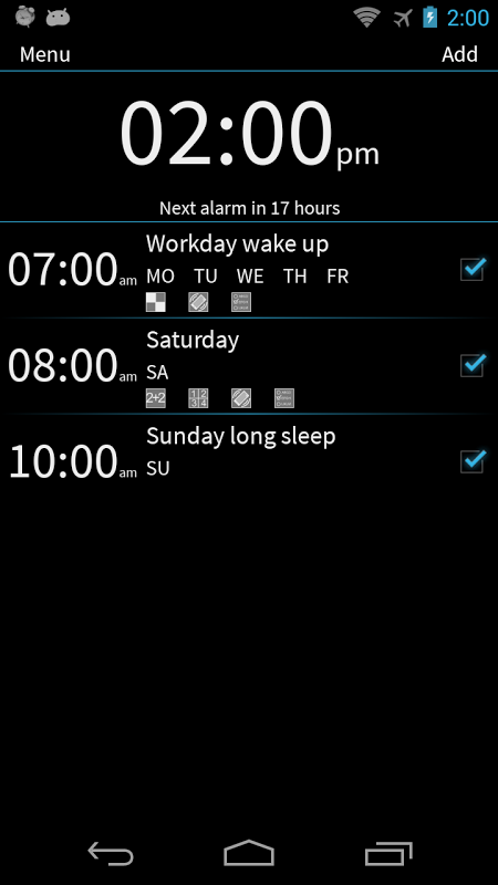 I Can't Wake Up! screenshot 1
