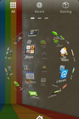 GO Launcher EX screenshot 5