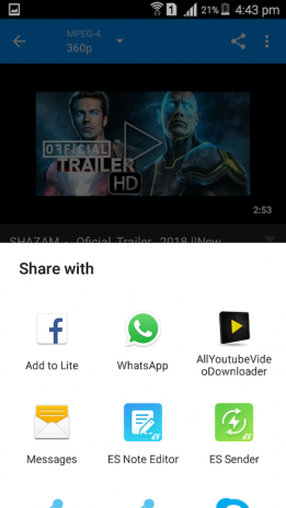 4K HD Video Downloader for YouTube 43 34 Download APK for