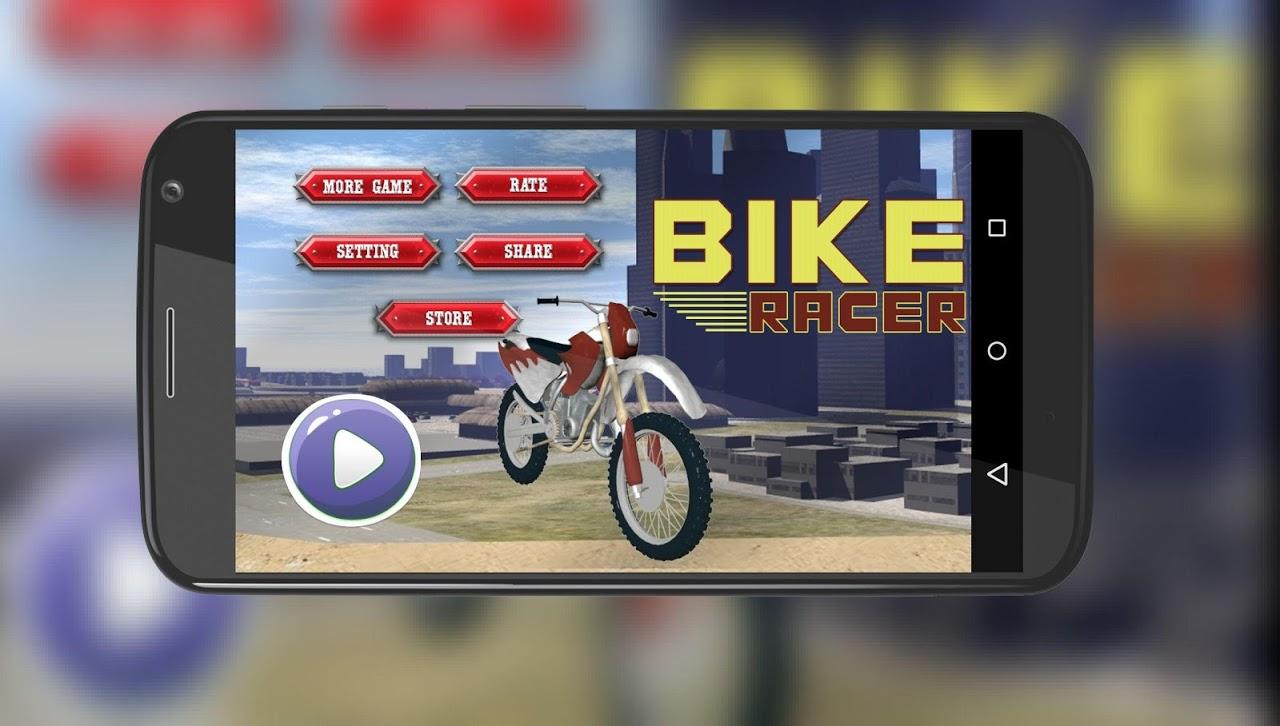 Game Moto Bike Race screenshot 1