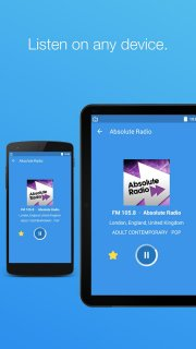 Simple Radio by Streema screenshot 5