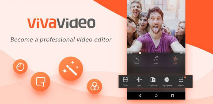 VivaVideo: Free Video Editor 7 11 8 Download APK for Android