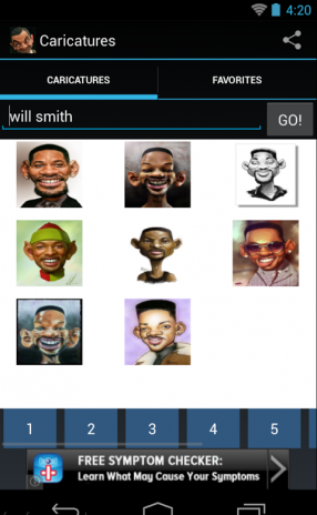 Caricatures(Whatsapp,Telegram) 1 1 Download APK for Android