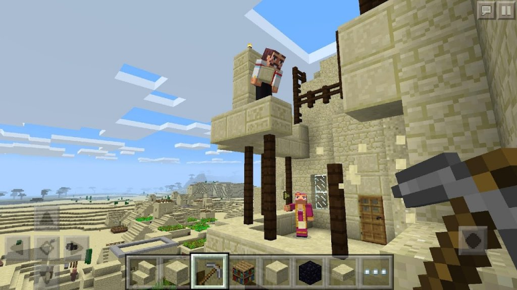Minecraft: Pocket Edition 1.1.0.1 | Download APK for