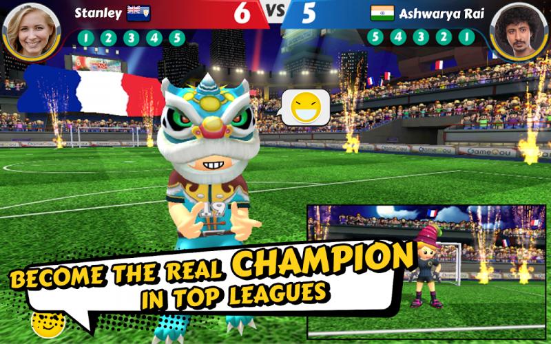 Perfect Kick 2 - Online football game screenshot 11
