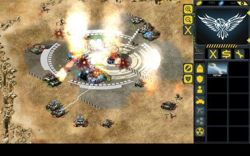 RedSun RTS: Strategy PvP screenshot 1