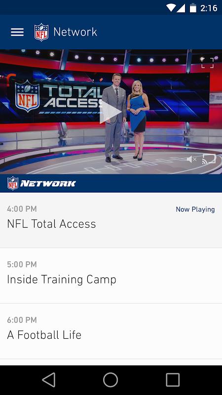 NFL Mobile screenshot 1