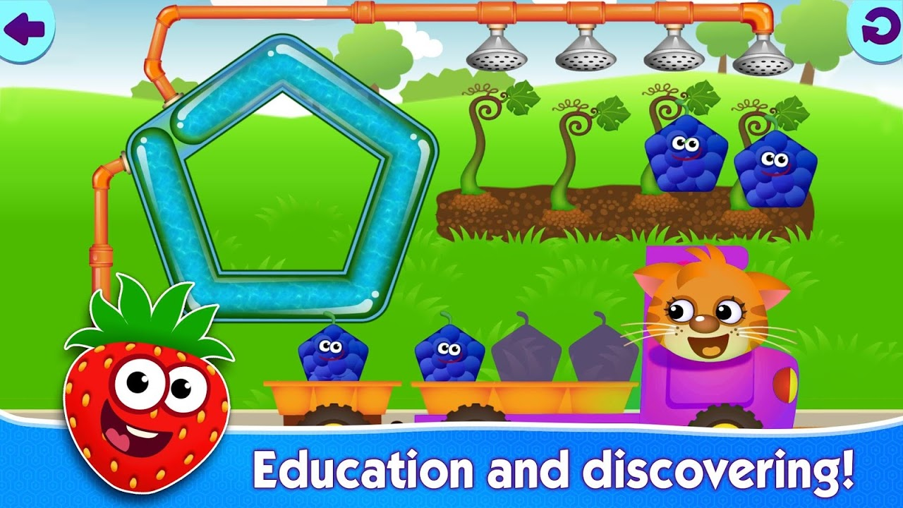 Baby Learning Games for Kids! Games for Toddlers screenshot 2
