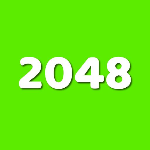 2048 Merge Number Game