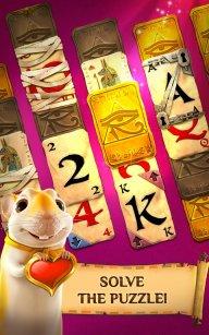 Pyramid Solitaire Saga screenshot 8
