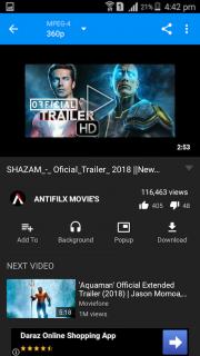 4K HD Video Downloader for YouTube screenshot 3