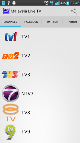 Malaysia Live TV - FREE 1 5 Download APK for Android - Aptoide