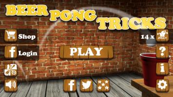 Beer Pong Tricks Screen