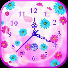 foto de Flower Power Analog Clock Live Wallpaper App 1.3 Download APK for ...