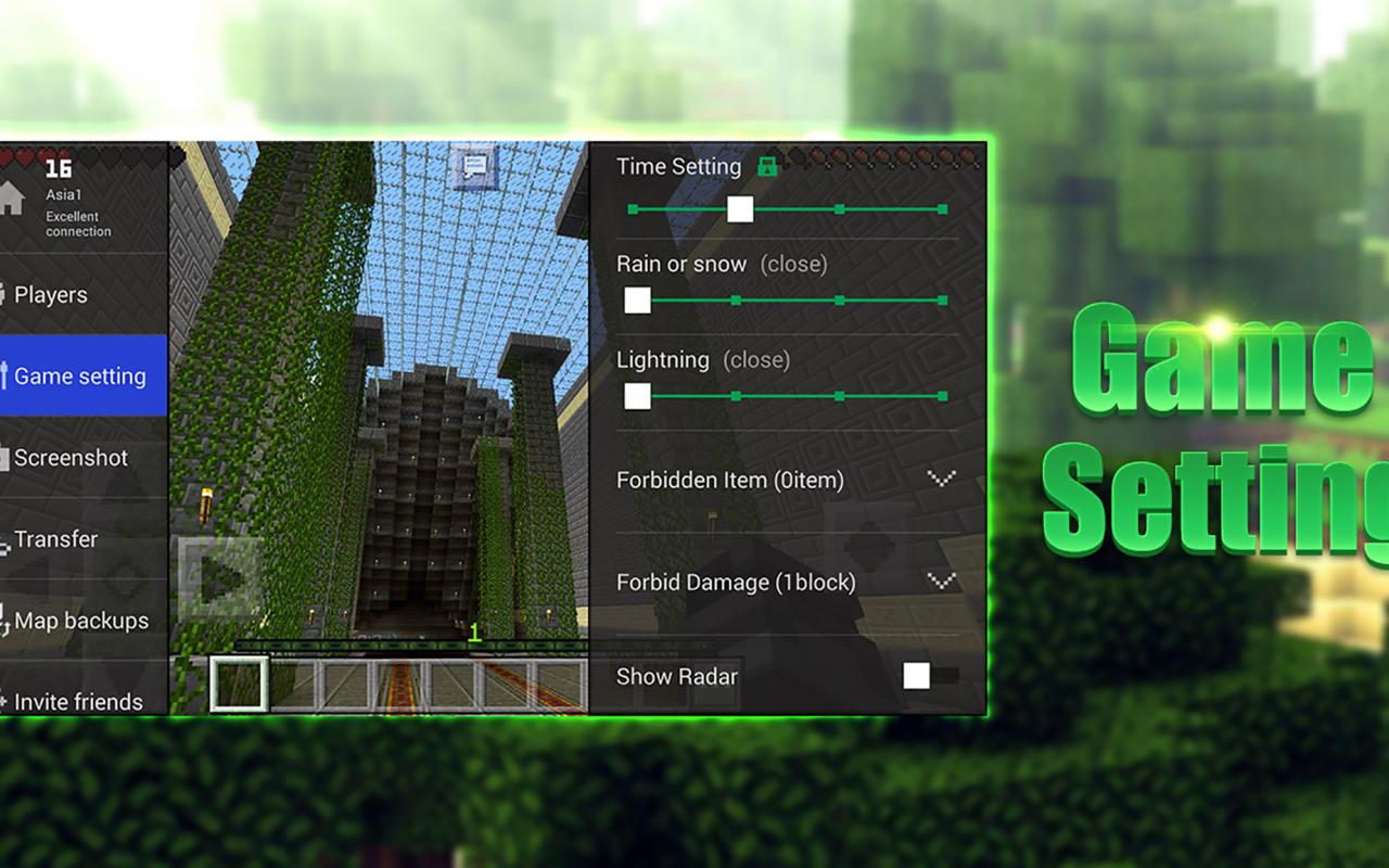 Multiplayer para Minecraft PE - Servidores screenshot 2
