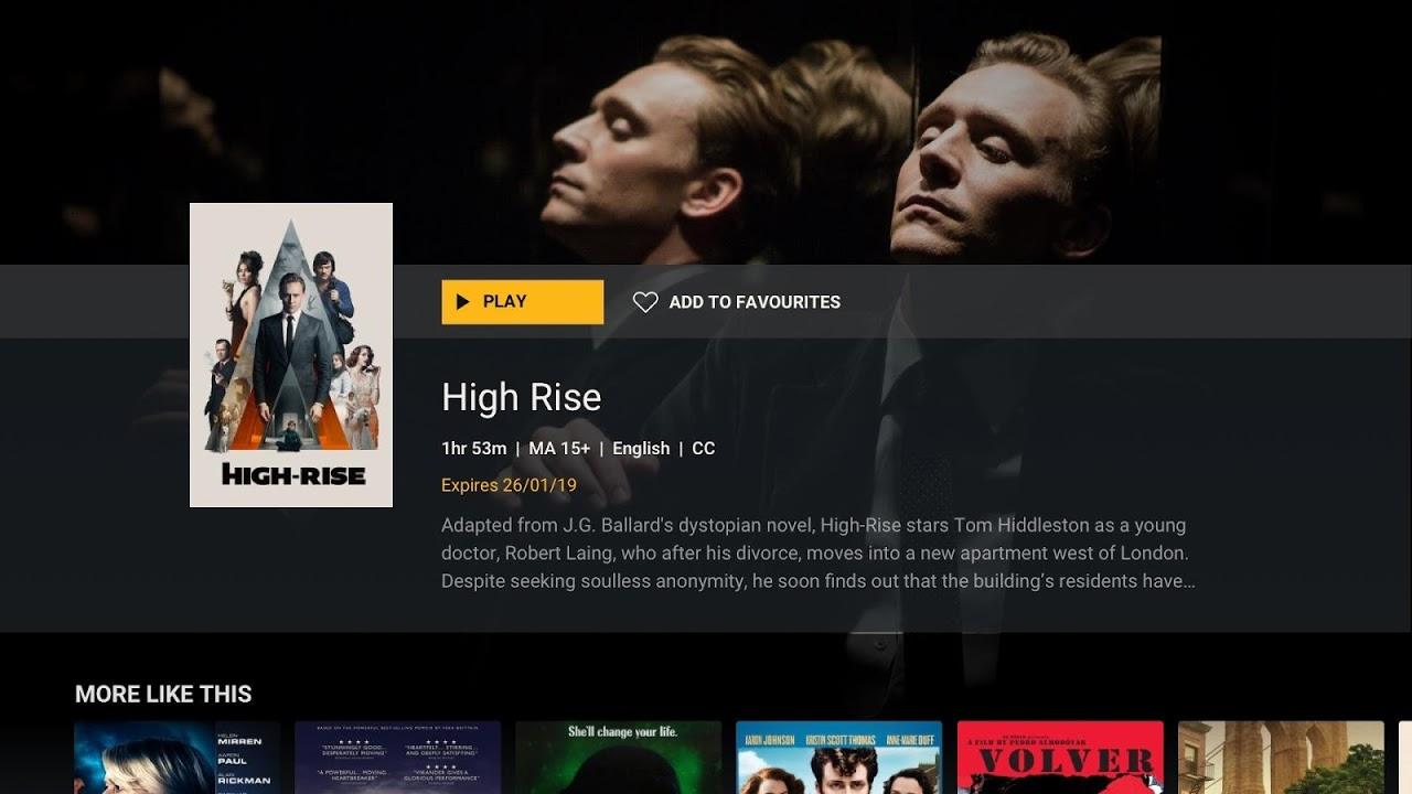 SBS On Demand screenshot 1
