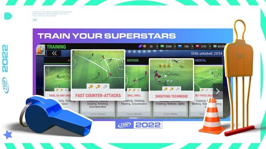Top Eleven 2020 - Fußball Manager screenshot 3