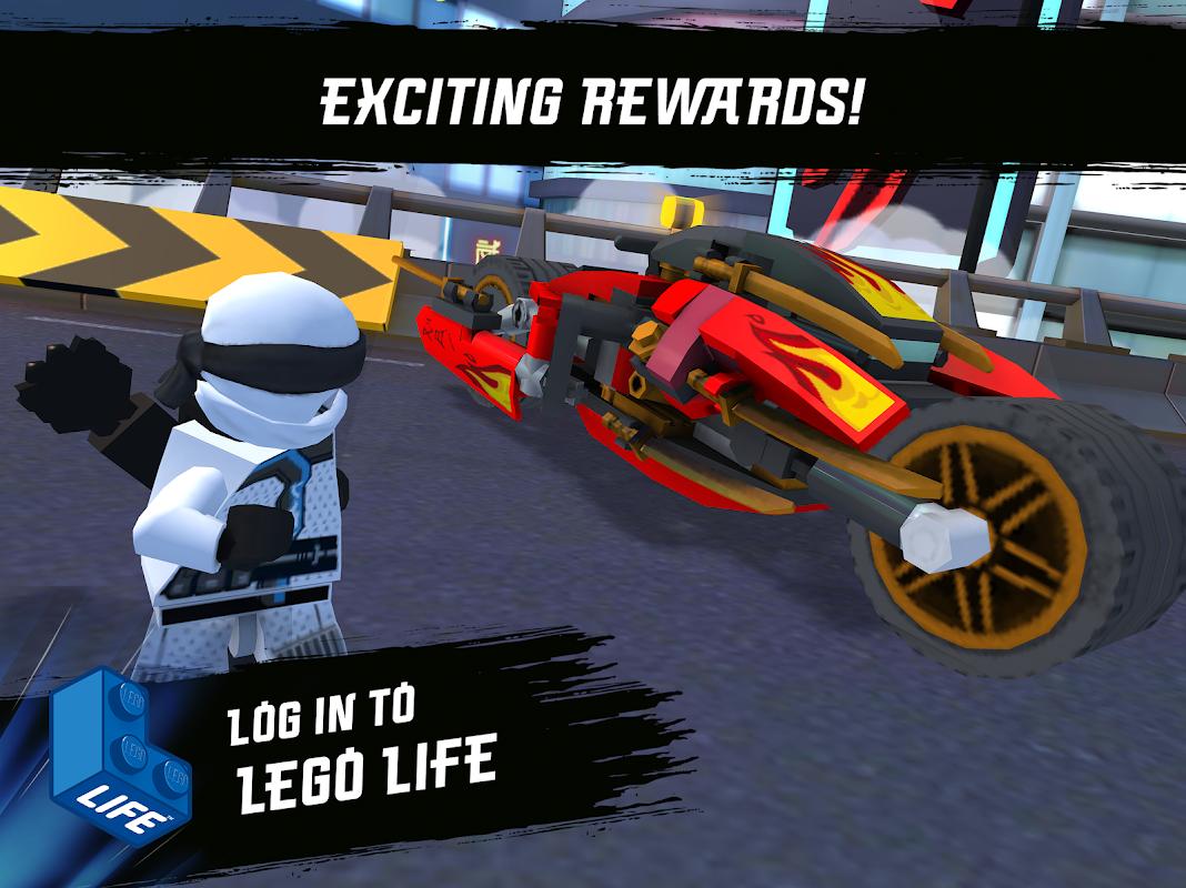 LEGO® NINJAGO®: Ride Ninja screenshot 8