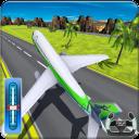Avión Vuelo Aventuras: Juegos por Aterrizaje