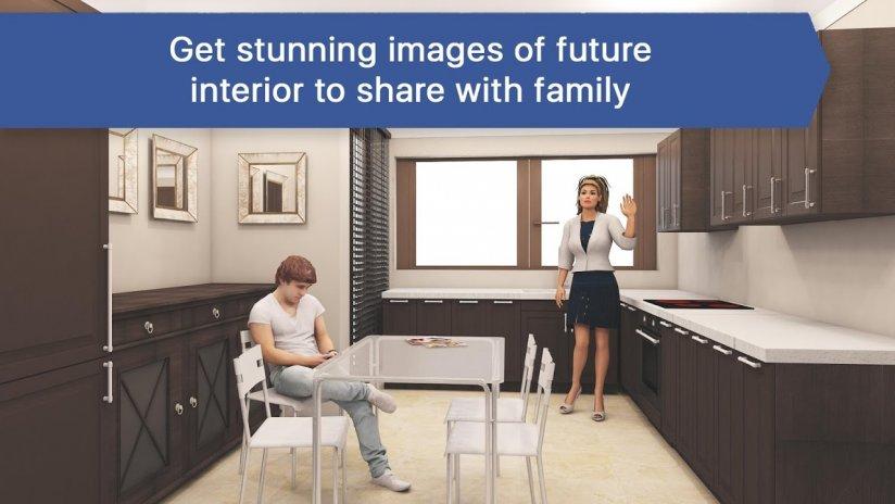 3D Küchenplaner für IKEA: Küche Planen und Design 877 Laden Sie APK ...