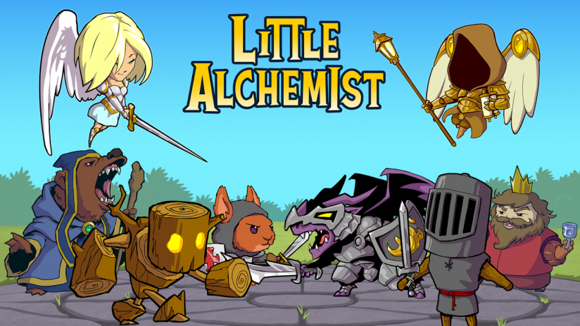 Little alchemy apk download free puzzle game for android.