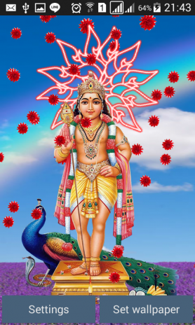 Lord murugan live wallpaper 14 download apk for android aptoide lord murugan live wallpaper screenshot 7 thecheapjerseys Images