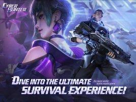 Cyber Hunter Screen