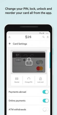 N26 — The Mobile Bank 3 20 Download APK for Android - Aptoide