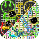 Ludo Neo King And Snack Ladder : Indian Board Game