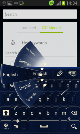 Fancy Night Keyboard Theme 2 56 61 26 Download APK for Android - Aptoide
