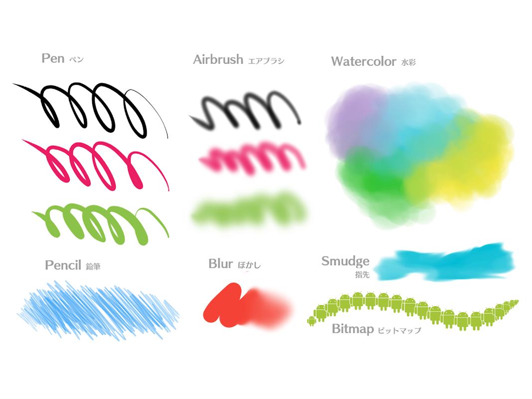 MediBang Paint - drawing screenshot 2