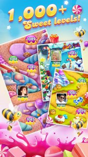 Candy Charming - 2019 Match 3 Puzzle Free Games screenshot 6