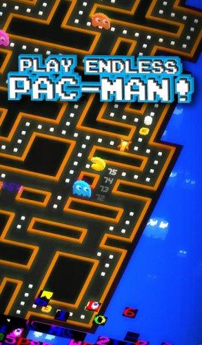 PAC-MAN 256 - Endless Maze screenshot 4