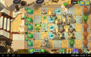 Plants vs Zombies™ 2 Free Screen
