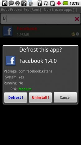Root Freezer Pro 1 2 Download APK for Android - Aptoide
