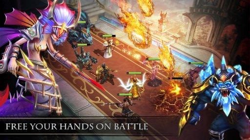 Trials of Heroes: Idle RPG screenshot 5