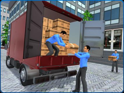 Bank Cash-in-transit Security Van Simulator 2018 screenshot 10