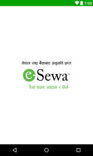 eSewa - Mobile Wallet (Nepal) screenshot 1