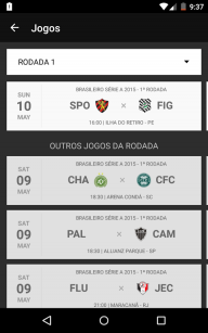 Figueirense SporTV screenshot 3