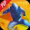Parkour 3D Robot Runner 2049