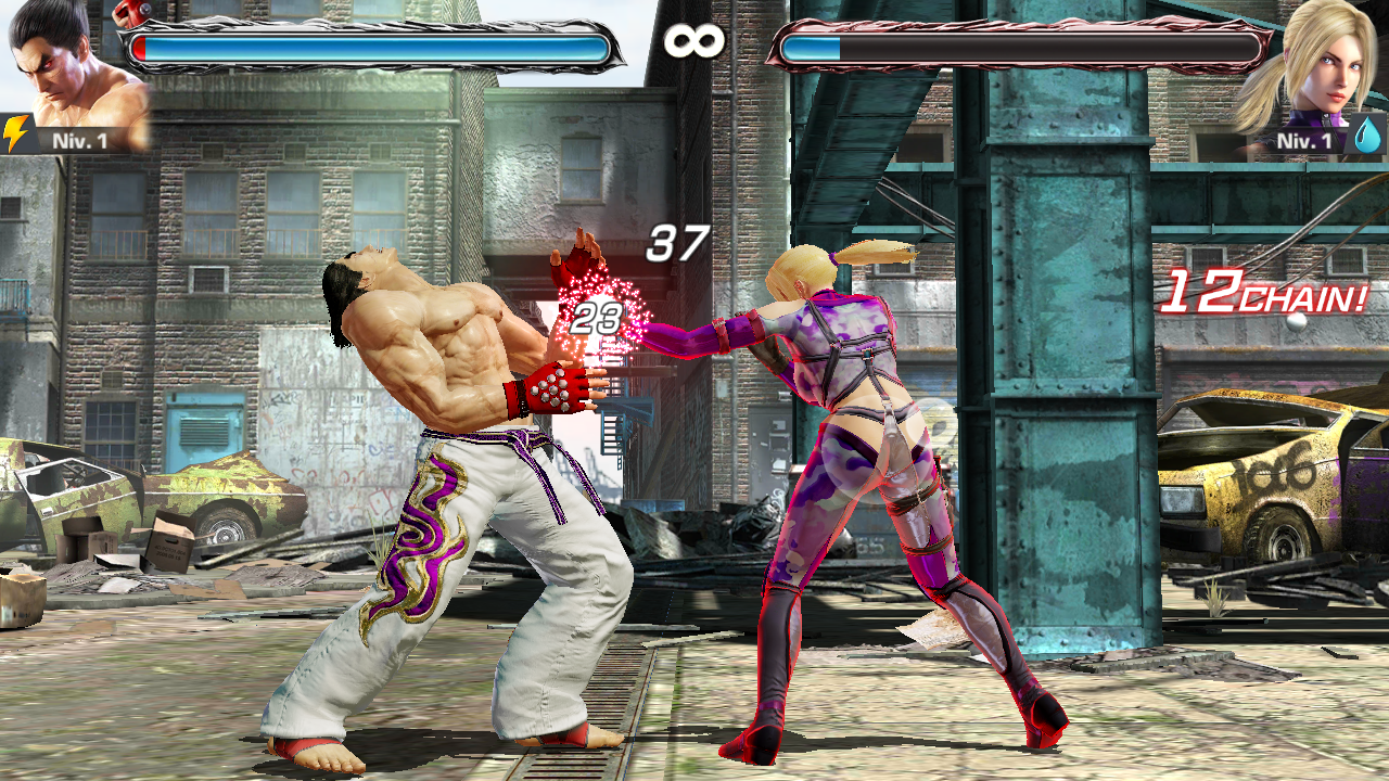 PS Tekken 3 Mobile Fight Game Tips screenshot 2