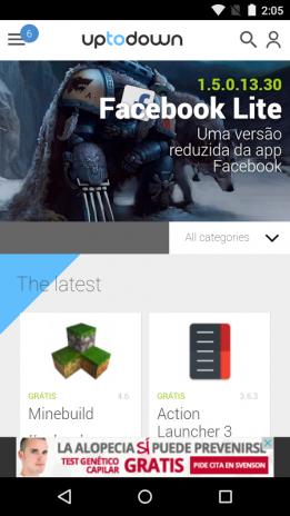 Uptodown Lite 3 32 Baixar APK para Android - Aptoide